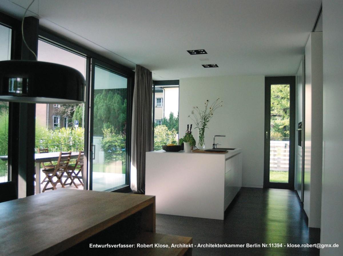 stunning architekt berlin einfamilienhaus images. Black Bedroom Furniture Sets. Home Design Ideas