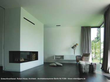 einfamilienhaus architekt klose berlin 2 home. Black Bedroom Furniture Sets. Home Design Ideas